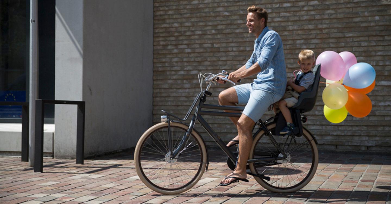 Bobike barnesete sykkel
