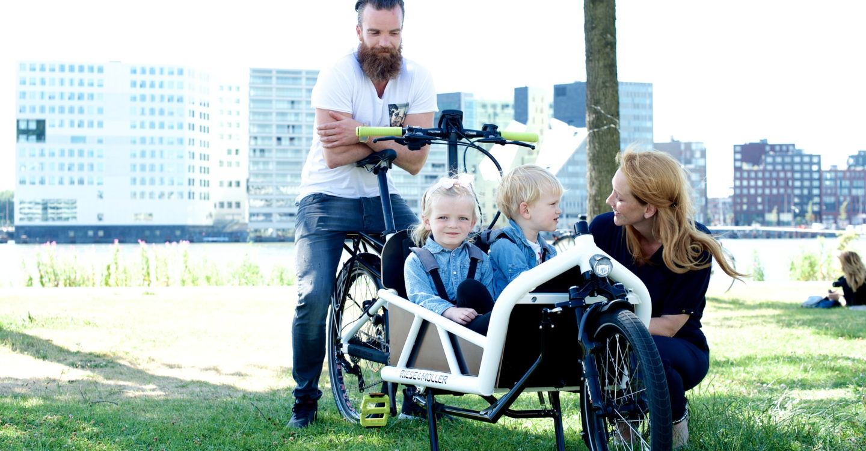 Riese & Müller Load lastesykkel