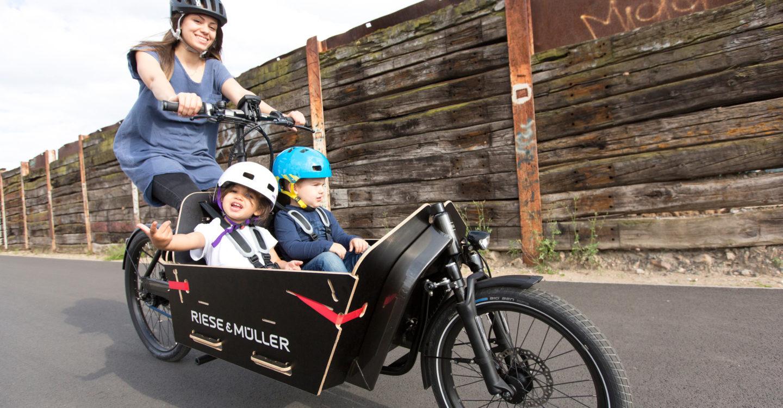 Riese & Müller Packster elsykkel
