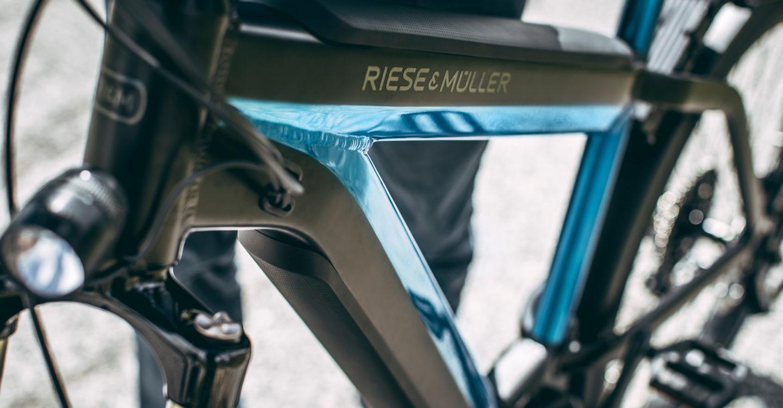 Riese & Müller Supercharger elsykkel