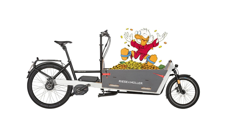 Sparebøsser på hjul