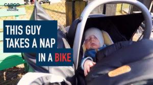 Babysykling lastesykkel elsykkel