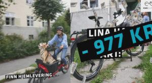 Penger spart på elsykkel EVO