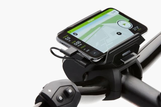 Cobi.Bike Sport smarttelefon elsykkel