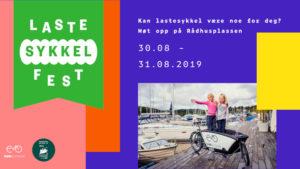 Lastesykkelfest 2019 EVO Elsykler